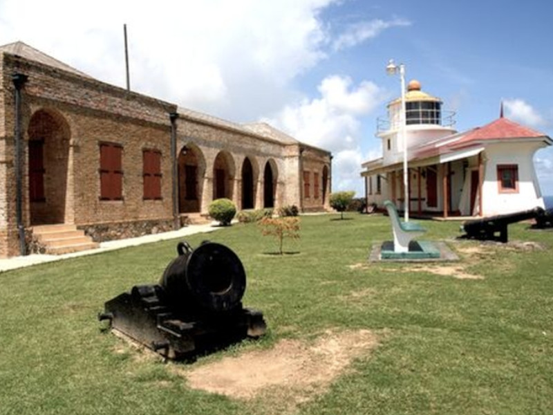 101 reasons Tobago - Fort King George Historical Museum