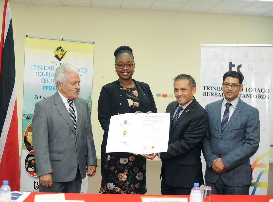 TTAL and TTBS team up to improve Tobago's tourism standards