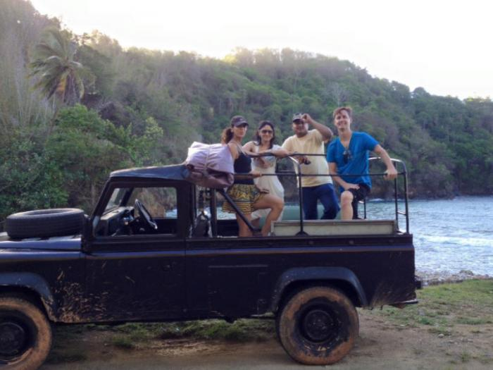 Tobago Tour Operator Ellis Tours