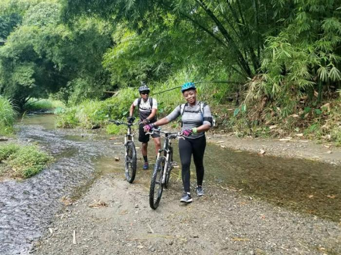 Tobago Tour Operators Trail Dogs Mountain Biking