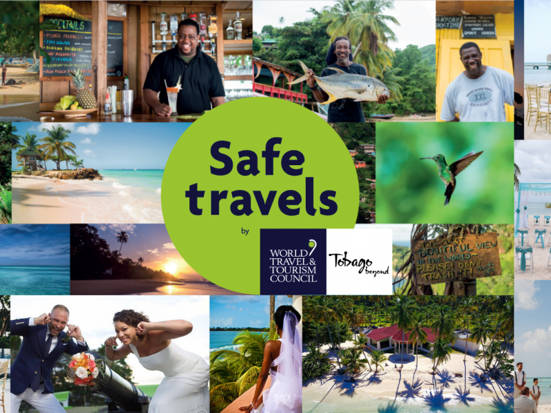 Safe travels in Tobago passes 100
